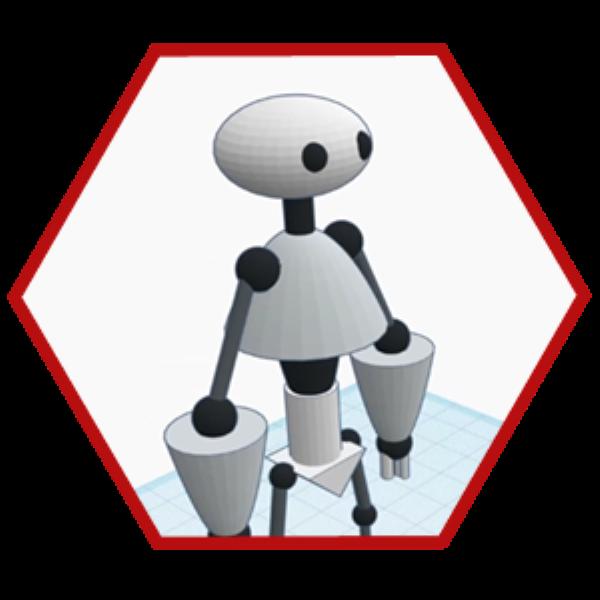 ¡Diseña tu Robot!