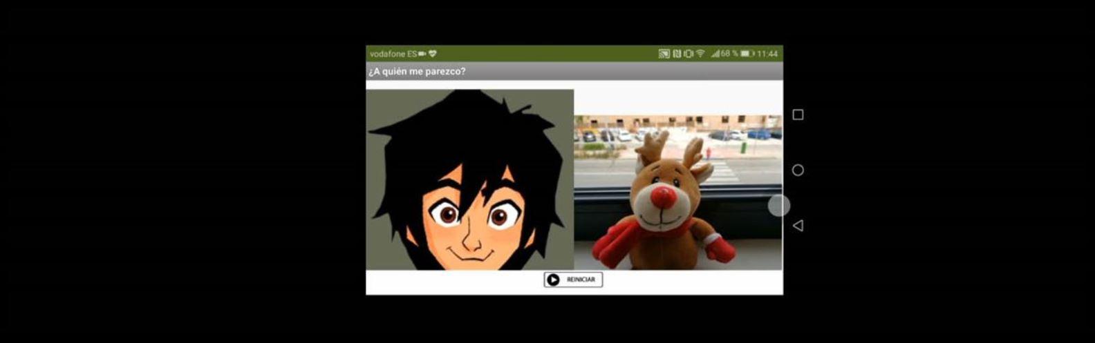 Actividad para niños de App: ¿A qué superhéroe te pareces?