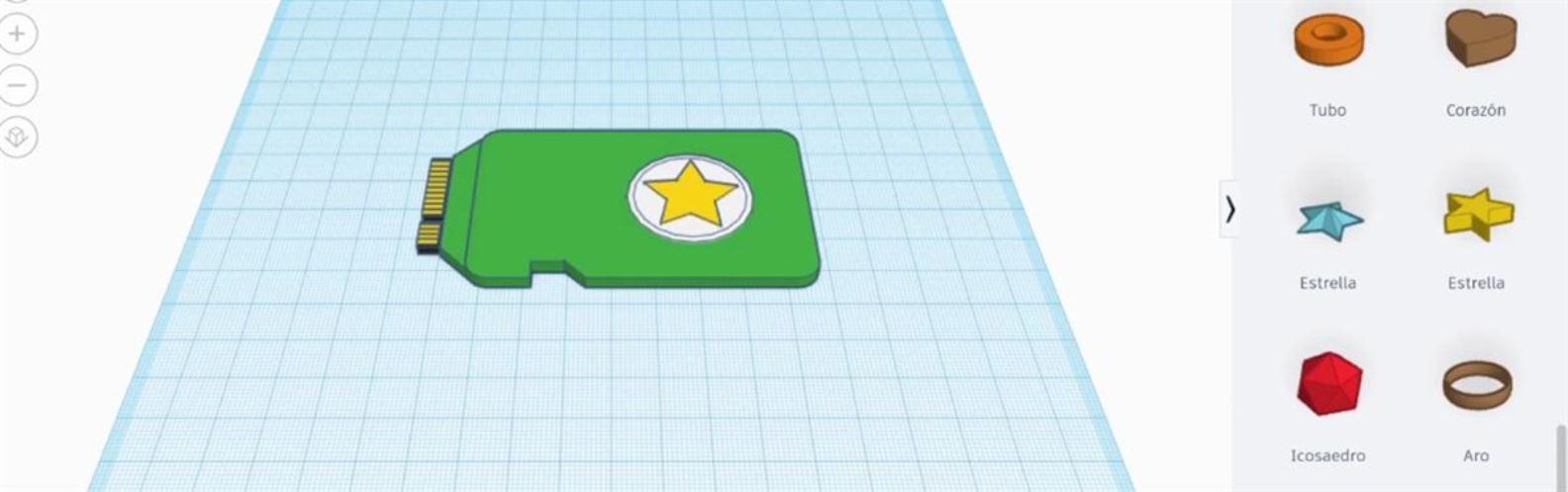 Actividad para niños de Arte 2D/3D: Chip Baymax