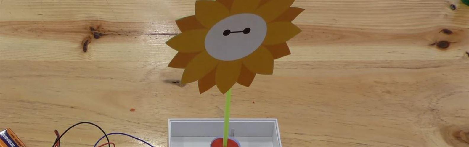 Actividad para niños de Robots: GiraBaymax