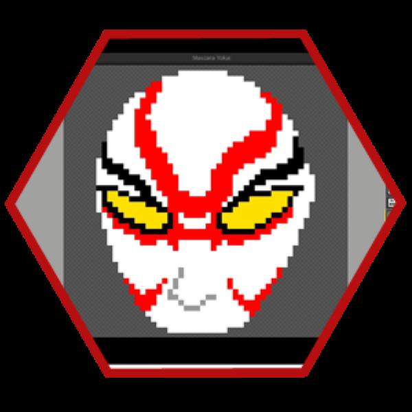 Máscara Yokai