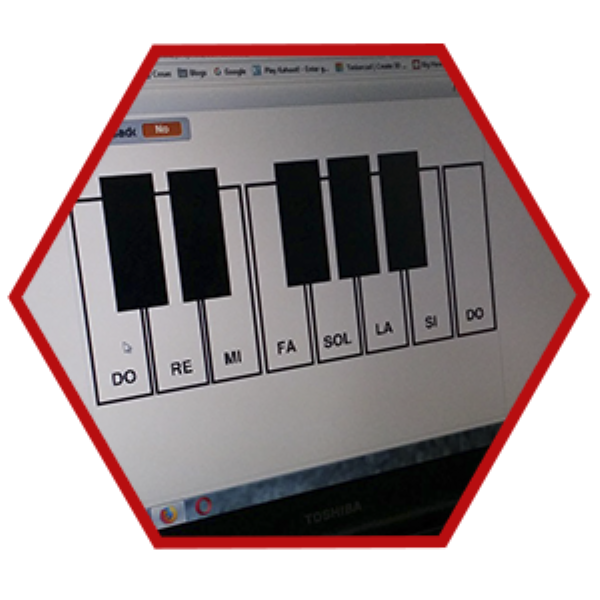 Piano Baymax