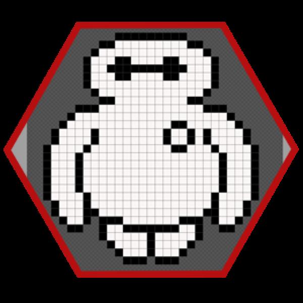 Pixel BayMax