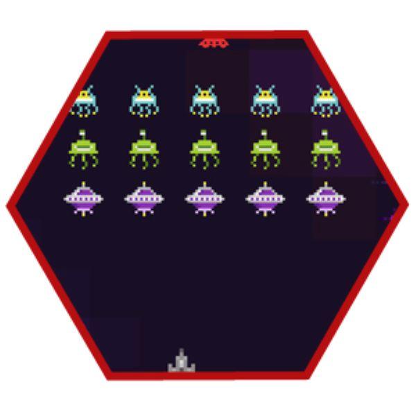 Space Invader V2
