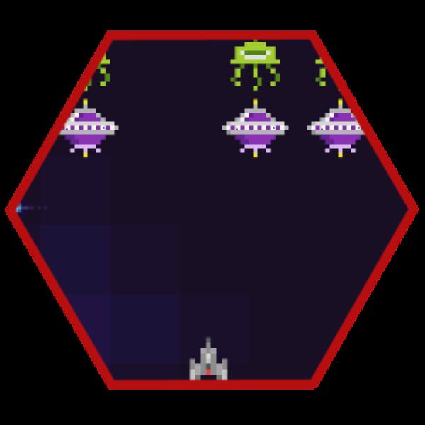 Space Invaders Big Hero 6 Challenge