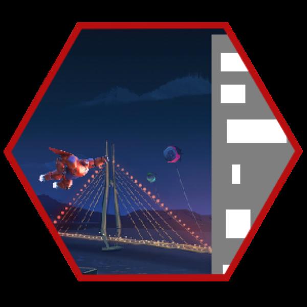 T13 -Flappy Baymax de FRANCO